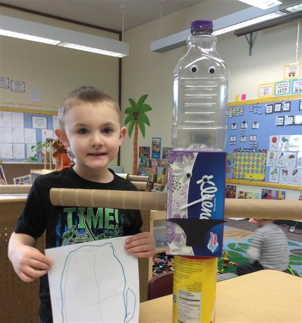 Mrs. Nelson's Class Recycle Project