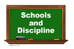 The Changing Face of School Discipline