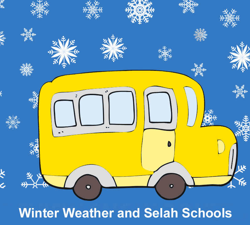 Winter Weather and Selah Schools