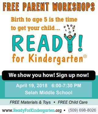 Calling all parents!  Get your child ready for kindergarten!
