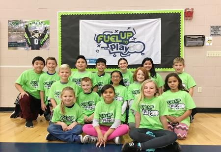 Selah schools were awarded a Fuel Up to Play 60 grant to promote nutrition and physical activity.
