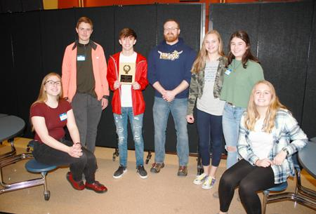 Congratulations to the Selah High School Knowledge Bowl Team for advancing to State for the seventh consecutive year.