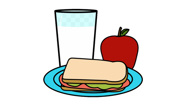 During school closure, Selah students will be available to collect a free meal.