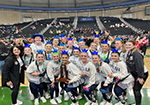 Viking Dance Team Academic State Champs!