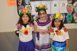 Students Enjoy a Lively Celebration During Day of the Dead