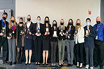 Selah DECA Students Pack their Bags for State!
