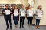 Selah High School Students Advance in Poetry Out Loud Contest